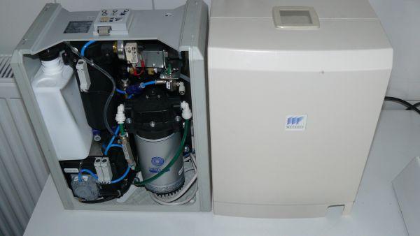 Metasys WEK Entkeimungsanlage Wasserentkeimung Beistellversion Wasseraufbereitung Hygienegerät gebr