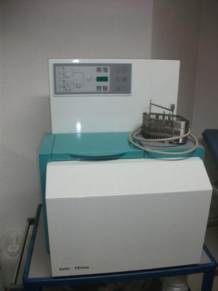 KaVo FETime Hygiene Centerpflege und Reinigung von Winkelstücken und Turbinen