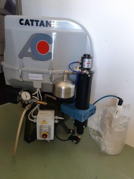 Cattani Kompressor, generalüberholt, dental, sehr leise, sehr guter Zustand