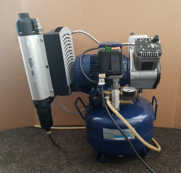 Dürr Dental Kompressor Typ 5220-100-00, generalüberholt, mit Trockner aus BJ 2013!!!