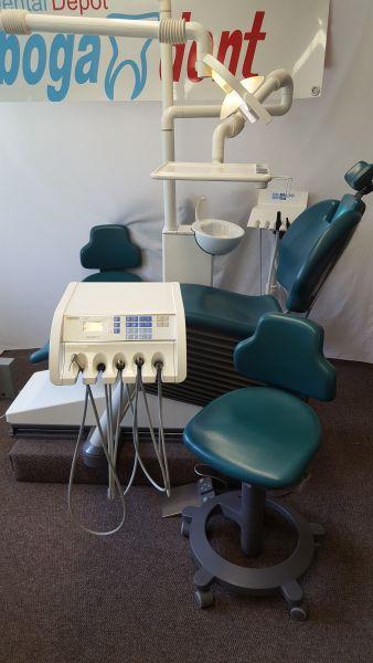 Sirona C4 + Plus Behandlungseinheit Linkshänder, sehr selten !!!!