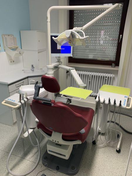 Fimet F1 Behandlungseinheit Zahnarzt Dental