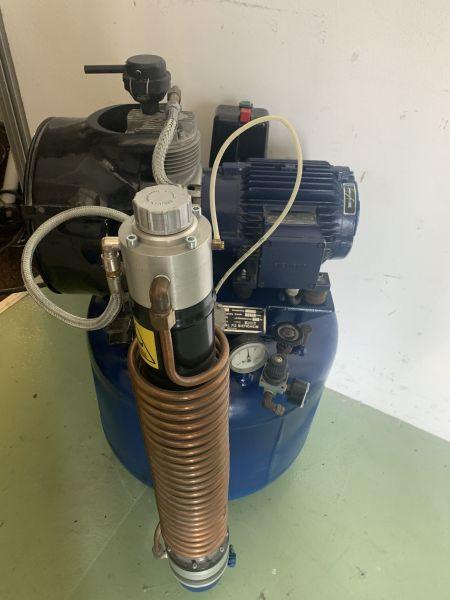 Bulle Kompressor 3621, guter Zustand,Dürr Dental