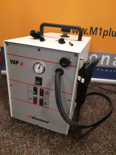 Emmevi VAP 6 Dampferzeuger Druckdampfgerät Zahntechnik generalüberholt